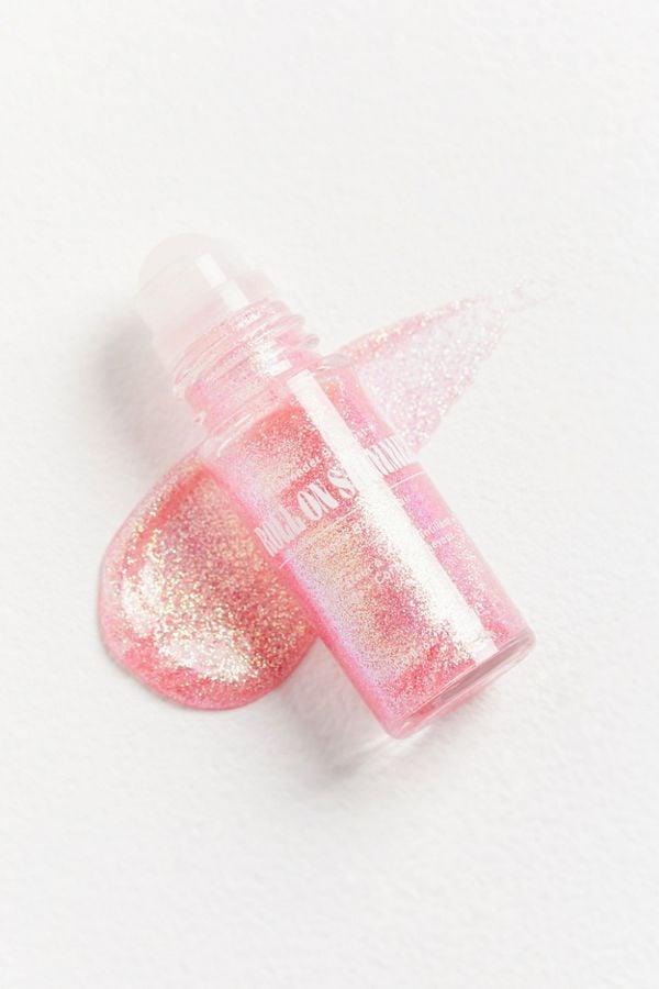 Lavender Stardust Roll-On Shimmer Body Glitter