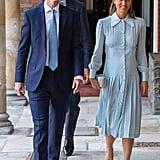 Pippa Middleton Wearing a Custom Version