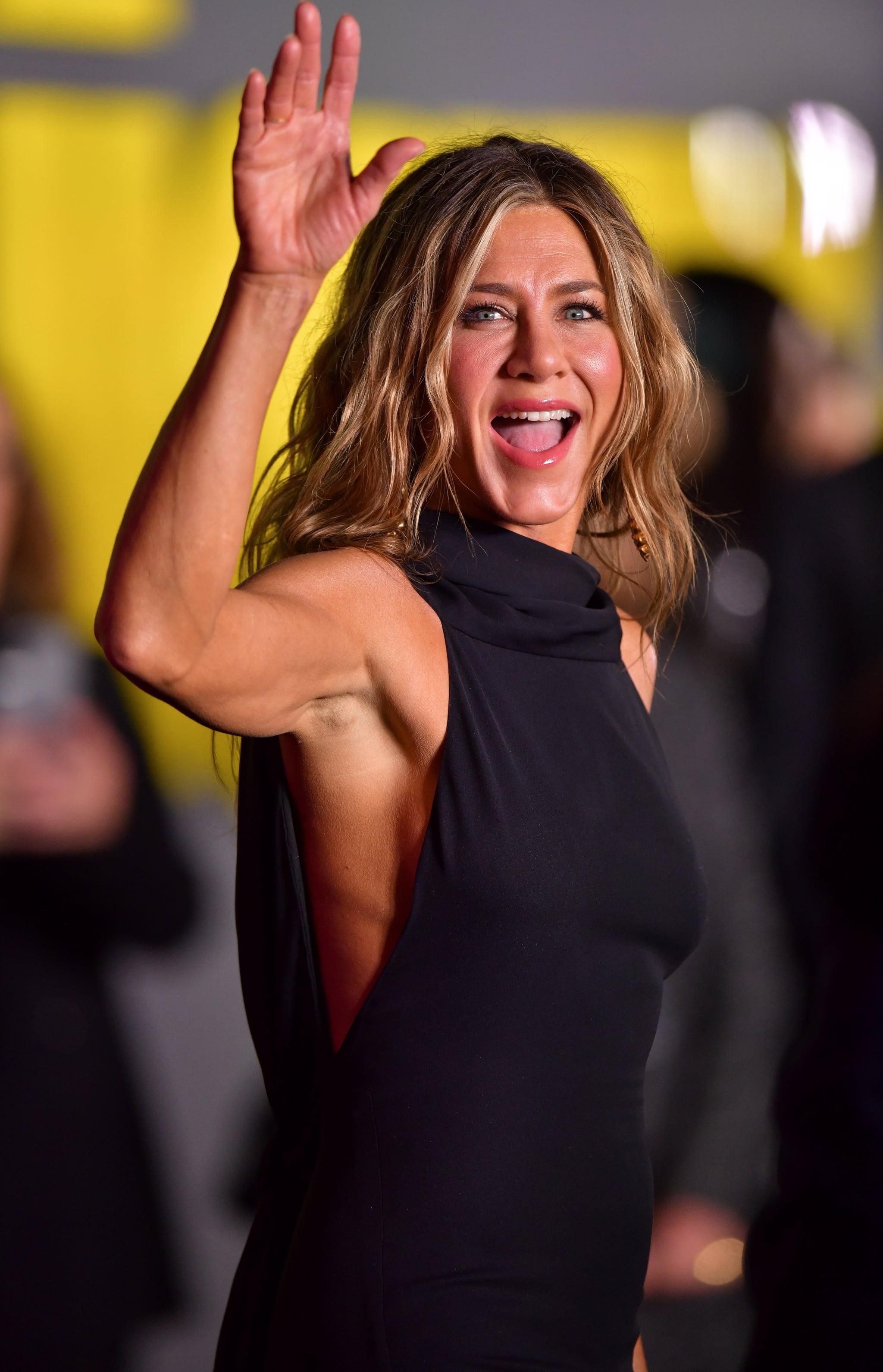 Aniston hot jennifer Jennifer Aniston's