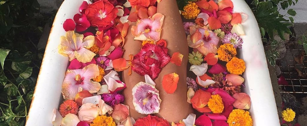 25 Relaxing Flower Baths That Will Make You Want to Literally Shower Yourself in Roses