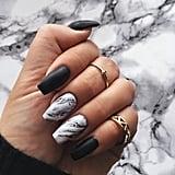 Australia: Marble Nails