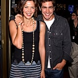 Jake stepped out to support his sister, Maggie, at the Toronto Film Festival screening of her movie Secretary in 2002.