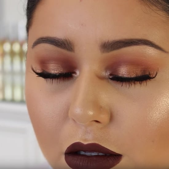Tutoriels Maquillage Rose Gold