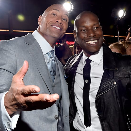 Dwayne Johnson and Tyrese Feud Details