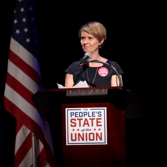 Cynthia Nixon Run For New York Governor Twitter Reactions