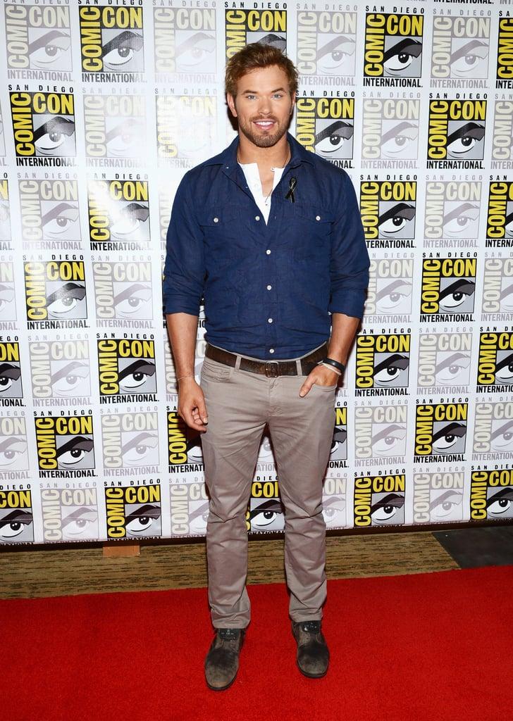 Robert Pattinson and Kristen Stewart Chat Twilight at Comic-Con