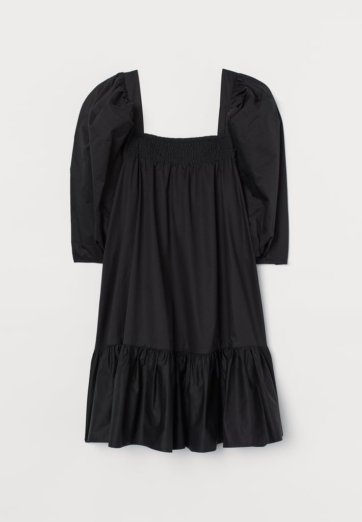 The Square-Neck LBD