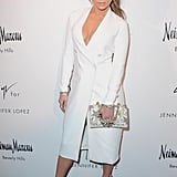 J Lo's Red Carpet Look