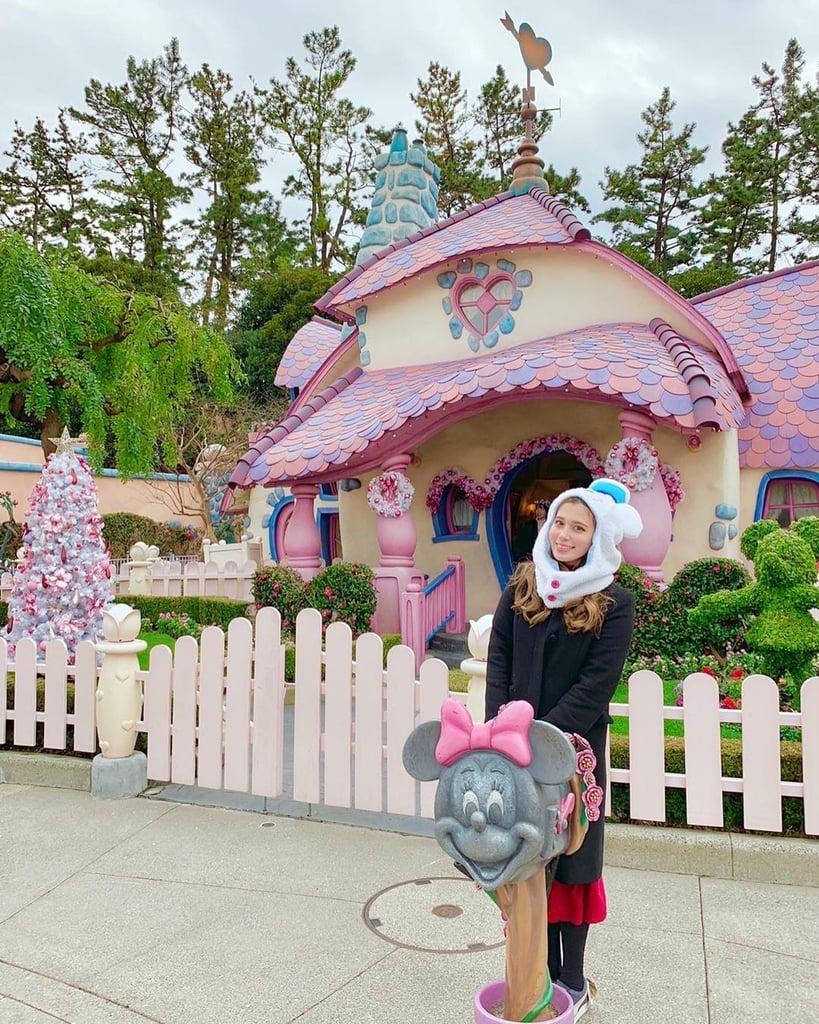 Tokyo Disneyland and DisneySea Pictures