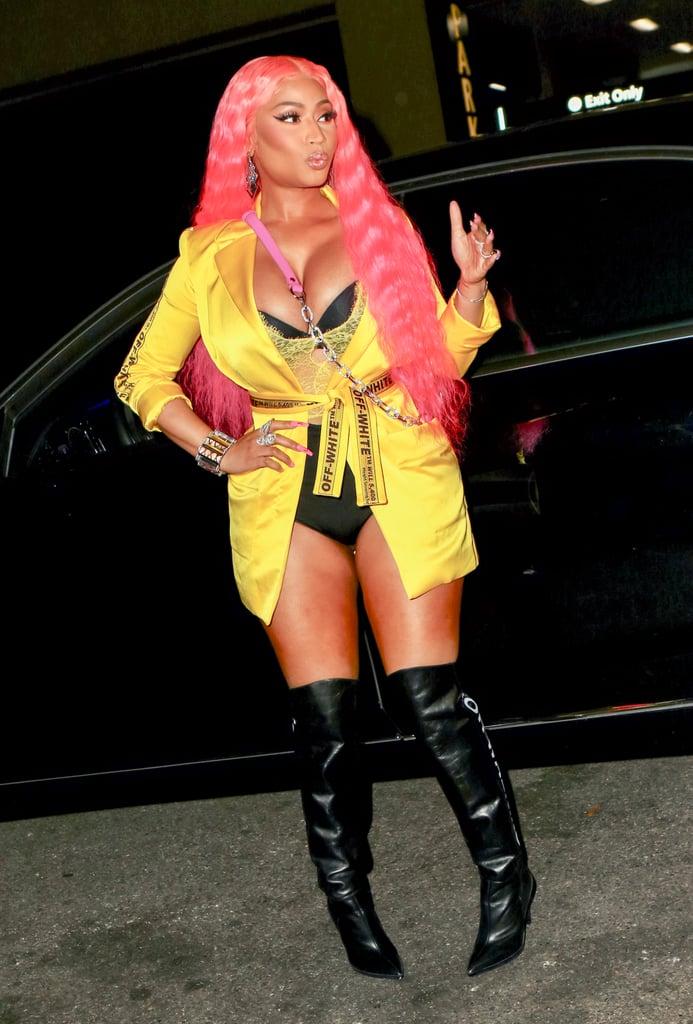 Sexy Nicki Minaj Pictures 2018  Popsugar Celebrity Photo 6-7215