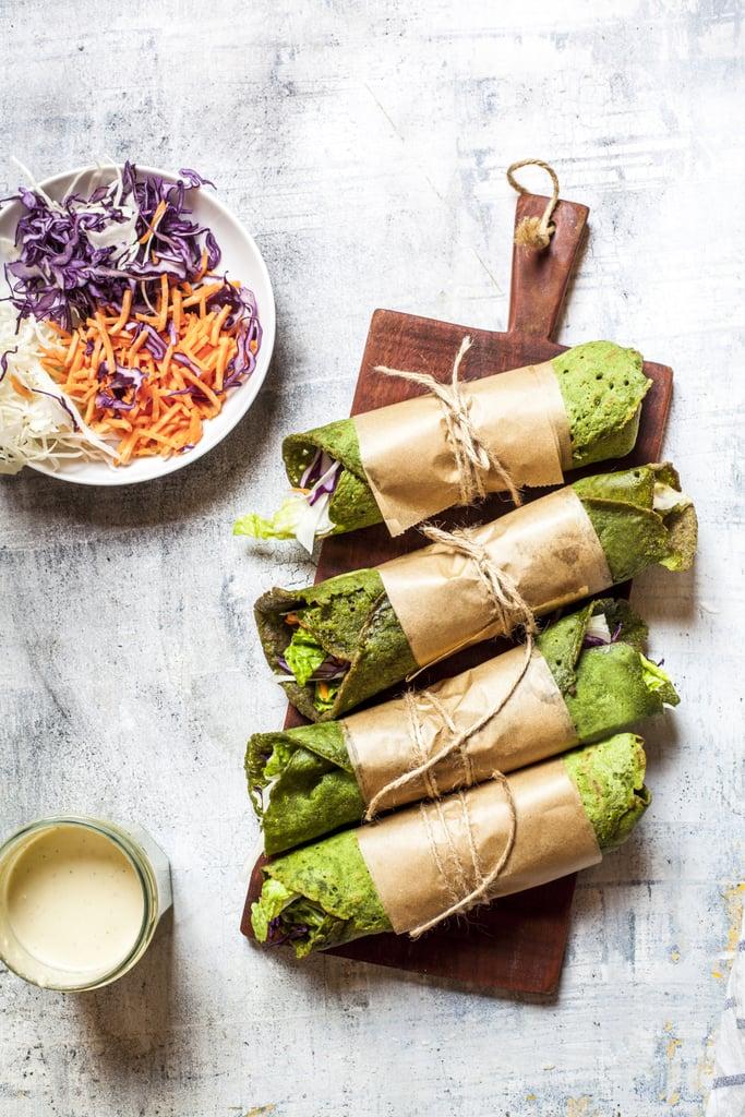 Veggie Protein Wrap