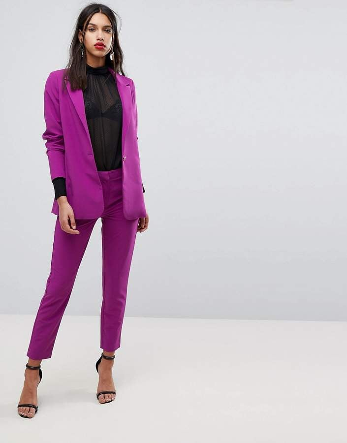 Y.A.S Bright Tailored Cigarette Pants