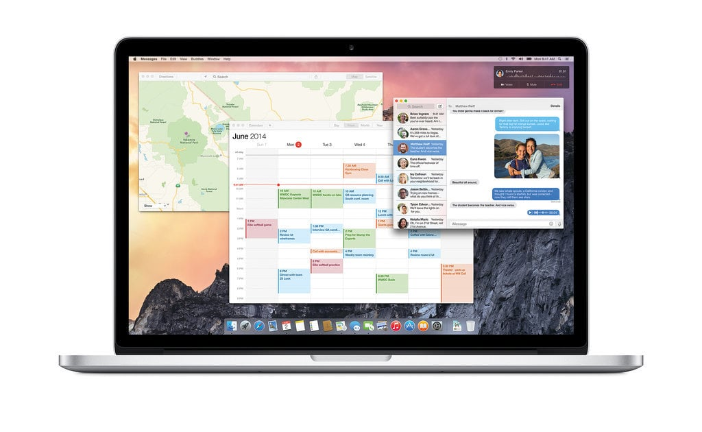 Mac OS X Yosemite Is Pretty Great