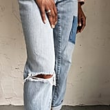 Grant Blvd Distressed Denim Jeans