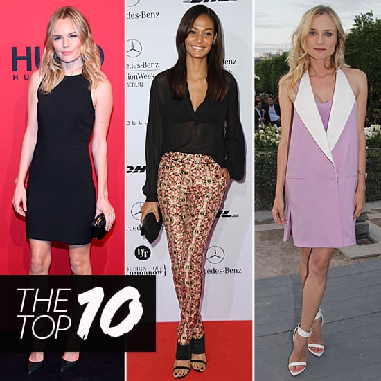 Best Celebrity Style July 2, 2012