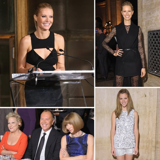 2012 Golden Heart Gala Celebrity Pictures