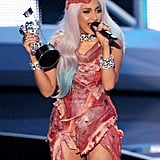2010: Lady Gaga Made History at the MTV VMAs
