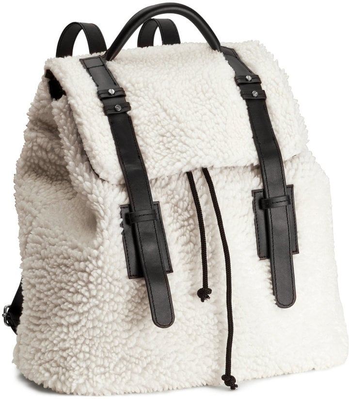 Soft Pile Backpack