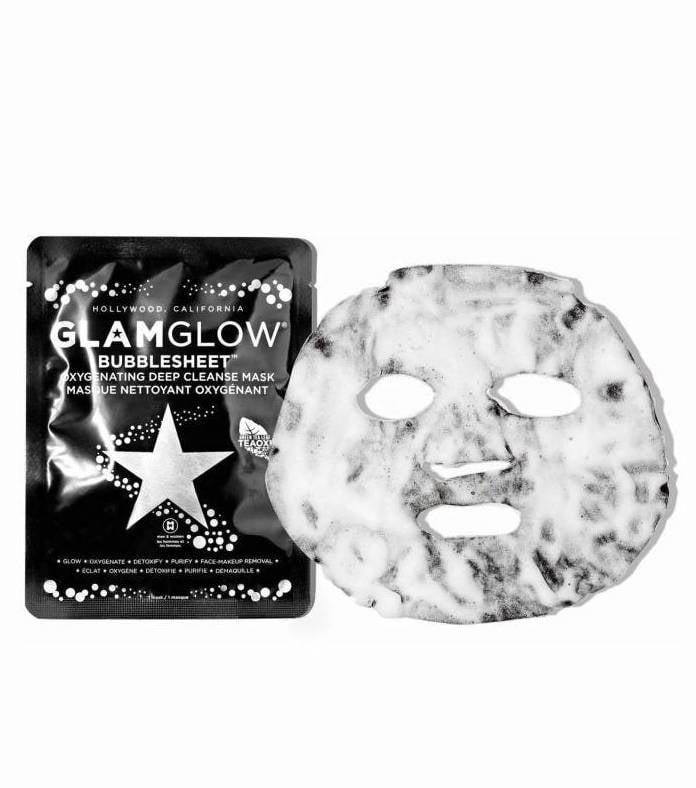 GLAMGLOW® BUBBLESHEET™ Oxygenating Deep Cleanse Mask ($9)