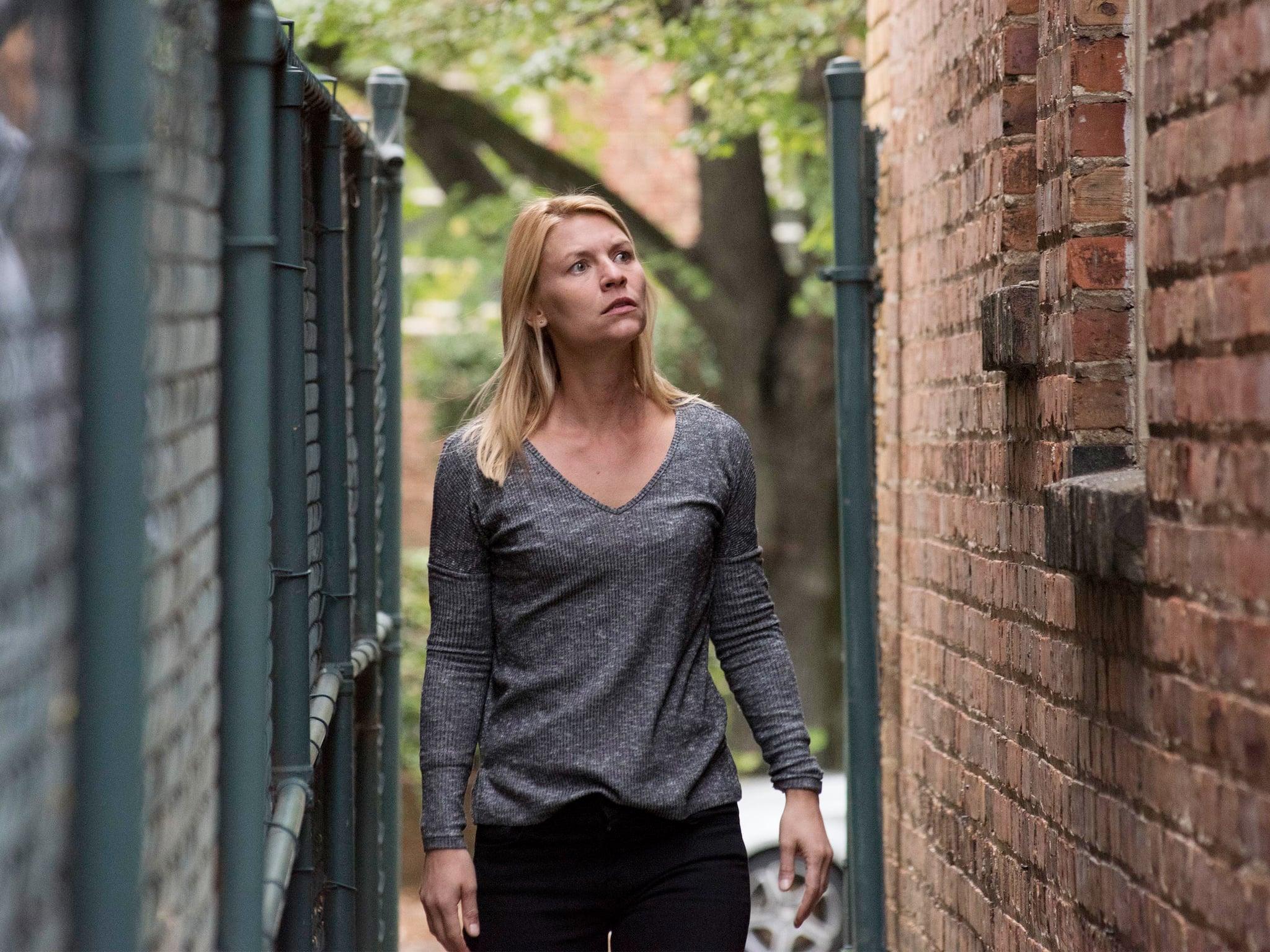 HOMELAND, Claire Danes, 'Rebel Rebel', (Season 7, ep. 702, aired Feb. 18, 2018). photo: Antony Platt / Showtime Network / Courtesy: Everett Collection