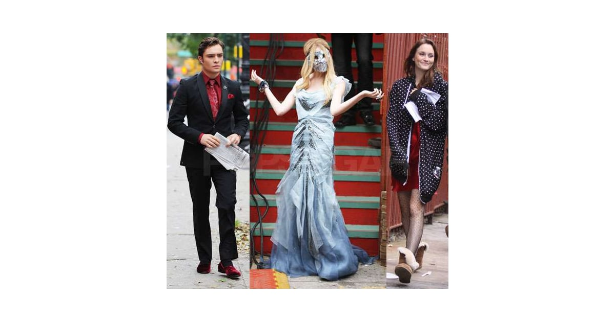 Pictures of Taylor Momsen Filming Gossip Girl Season Four ...