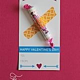 Hey Smartie Valentine's Printable
