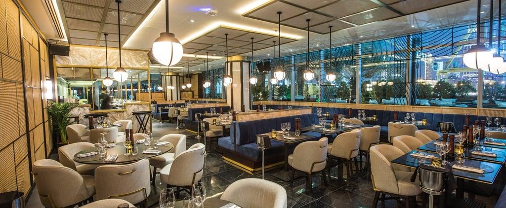 فلافيو برياتوري يفتتح مطعمي Crazy Fish وBeefBar في دبي