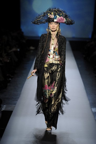 2010 Spring Couture: Jean Paul Gaultier