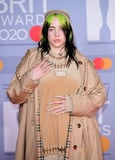 Billie Eilish s Burberry-Inspired Nail Art Was So Fresh, It Deserved Its Own Runway Show