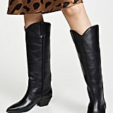 Loeffler Randall Exclusive Dylan Tall Western Boot