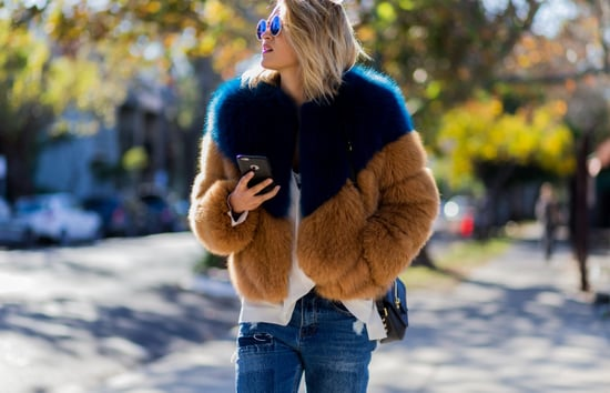 The 10 Best Faux Fur Coats to Shop For Fall