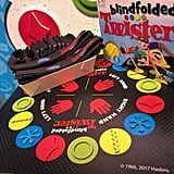 Hasbro Blindfolded Twister Game