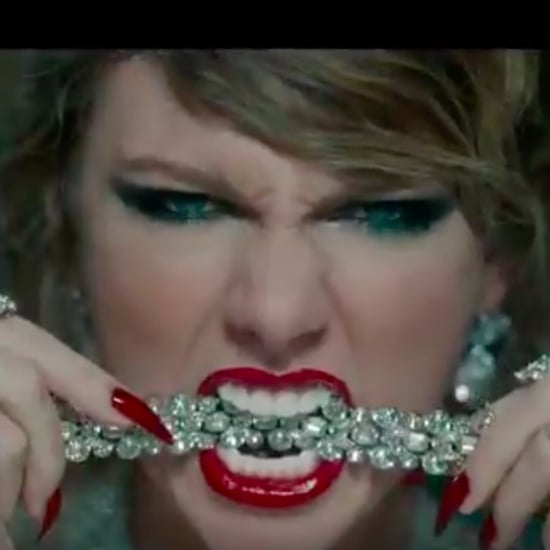 "Taylor Swift's ""Look What You Made Me Do"" Nails and Makeup"