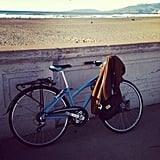 Sunday Bike Ride to Ocean Beach