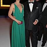 Natalie Portman and Fawaz Gruosi