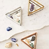 Triangle Glass Box