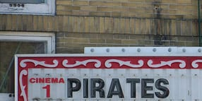 Those Pirates Are At It Again!
