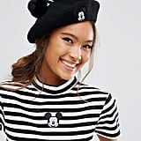 ce227a487e Lazy Oaf X Disney Mickey Mouse Beret ...