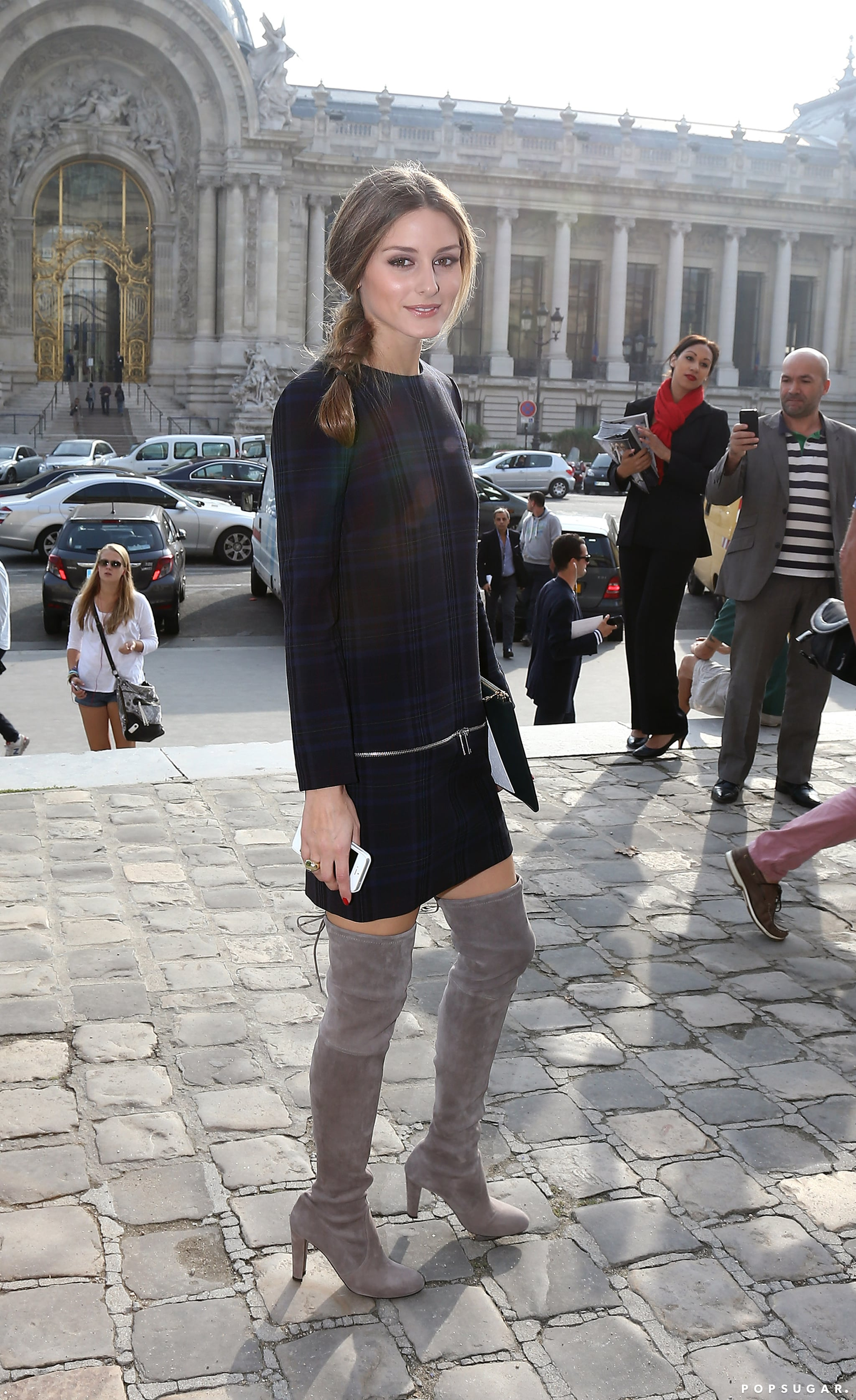Celebrities Wearing Over-the-Knee Boots