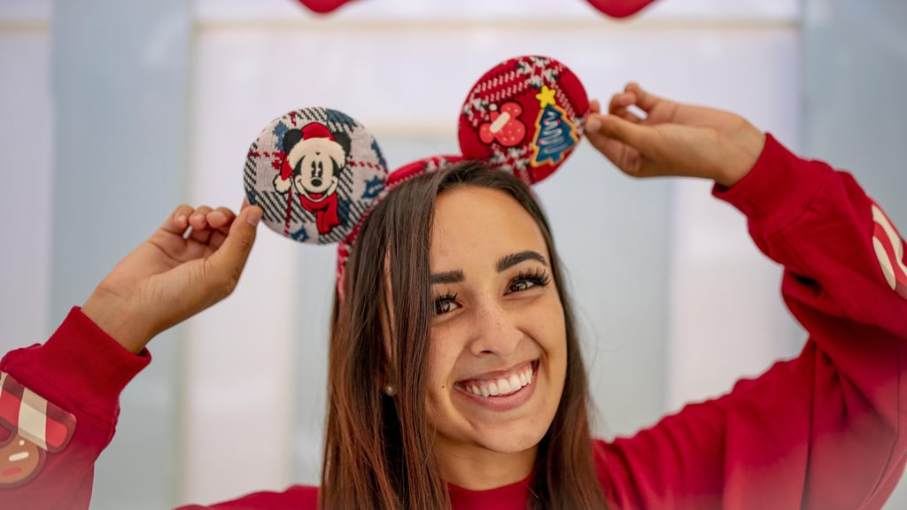 Get a Sneak Peek at Disney Parks Holiday Merch For 2021!