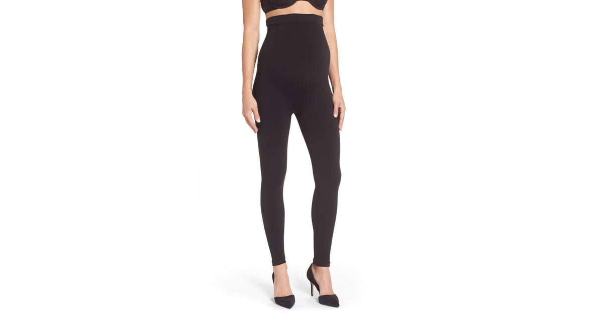 73a7ce6034 Spanx Mama Look at Me Now Seamless Maternity Leggings