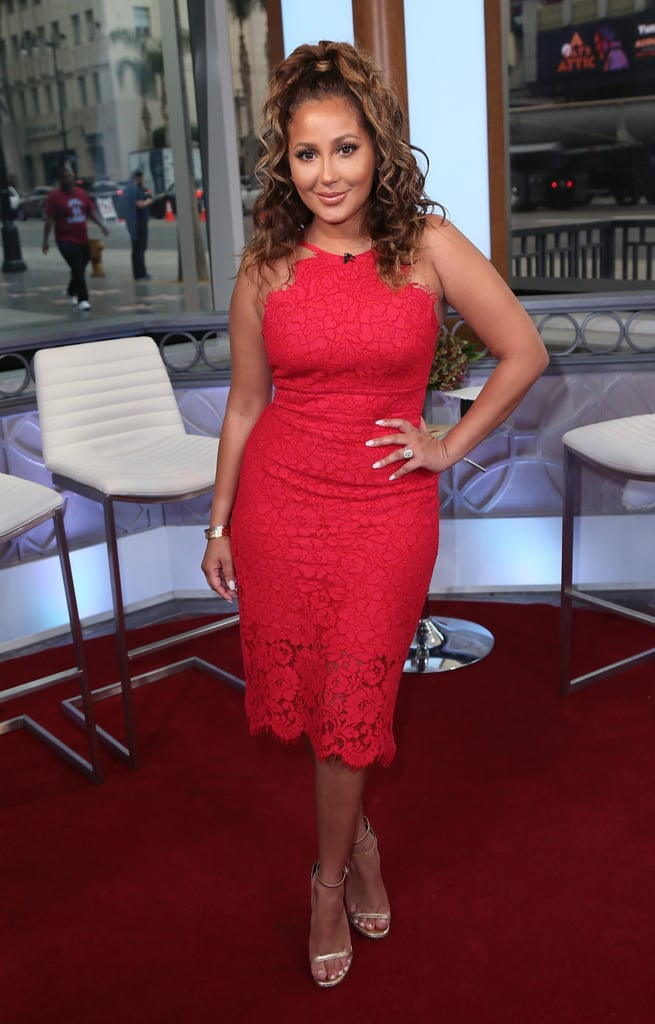Adrienne Bailon Beauty Interview
