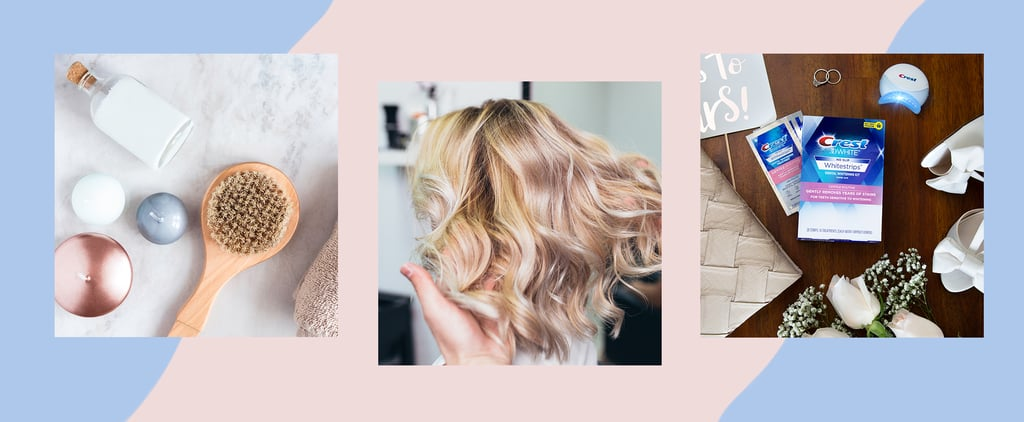 When to Start Wedding-Day Beauty Prep