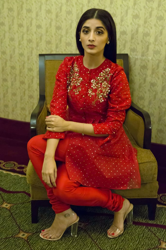 Mawra Hocane Beauty Interview