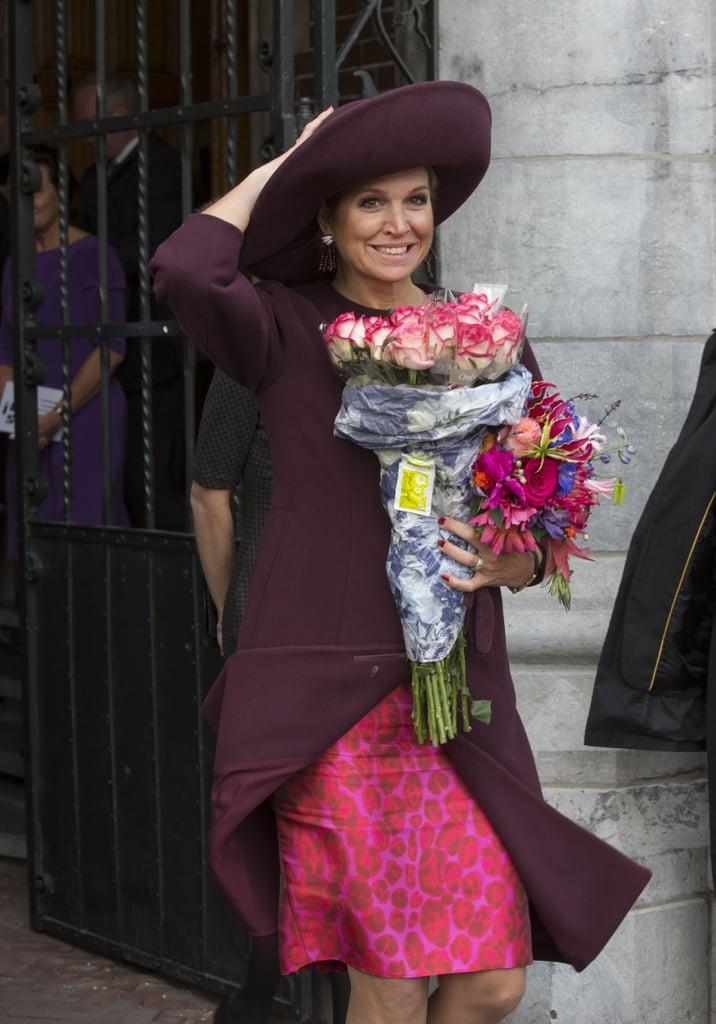 Queen Maxima of the Netherlands's Hats