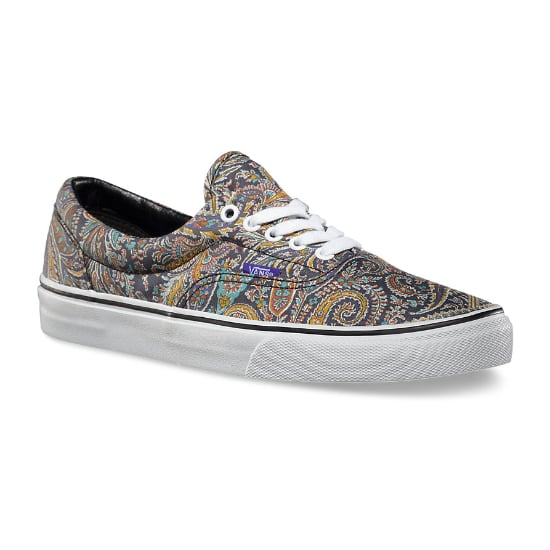 Vans x Liberty Era Paisley Gray Sneakers | Review