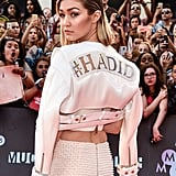 Gigi Hadid's Outfit at the Much Music Video Awards 2015