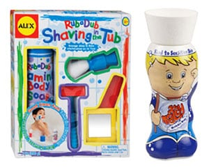 Bath and Beauty Products For a Precious Little Boy