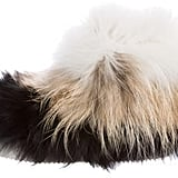 Can you even find Giuseppe Zanotti's Fur High-Top Sneakers ($595) underneath all that hair? We didn't think so.