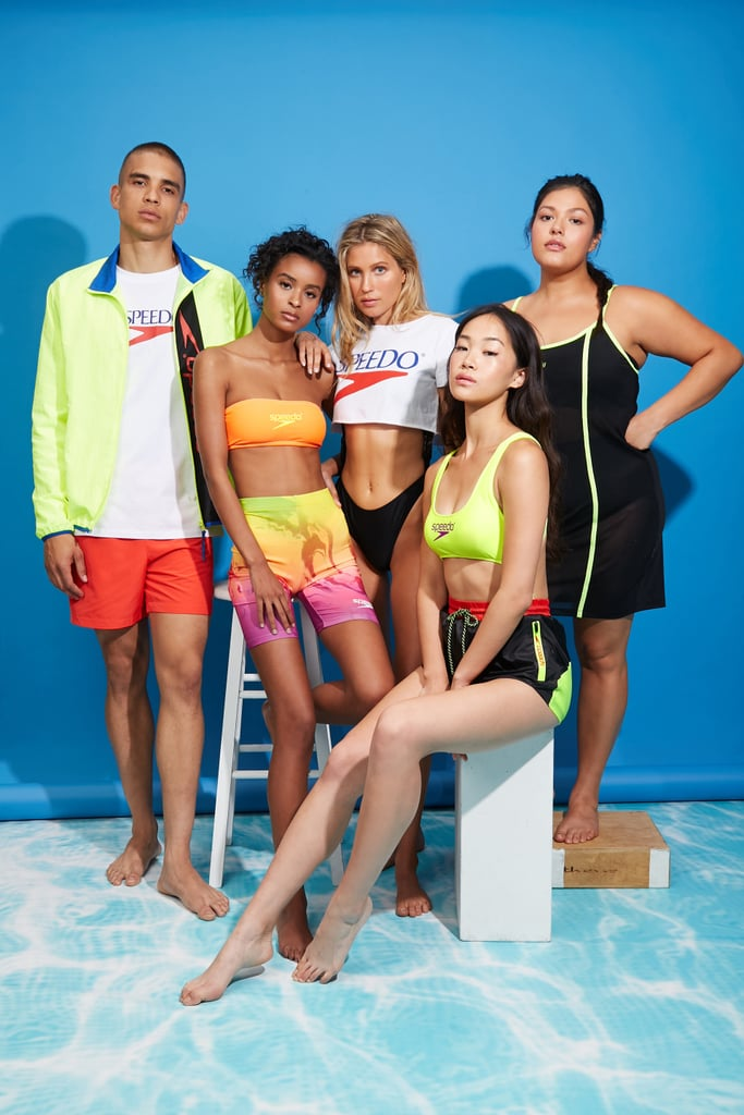 Forever 21's Speedo Collection Can Only Be Described as Baywatch-Meets-Instagram